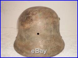 WW1/WW2 German helmet, transitional, BF64