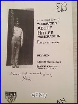 WW2 German Adolf Hitler Coaster Berghof Obersalzberg Eva Braun Helmet