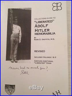 WW2 German Adolf Hitler Fork Berghof Obersalzberg Eva Braun Helmet