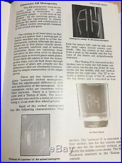 WW2 German Adolf Hitler Glass Berghof Obersalzberg Eva Braun Helmet