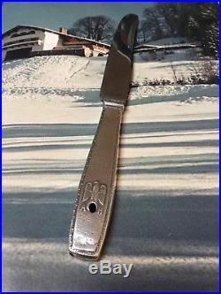 WW2 German Adolf Hitler Knife Berghof Obersalzberg Eva Braun Helmet