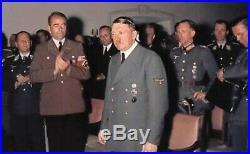 WW2 German Adolf Hitler Platterhof Tray Obersalzberg Berghof Eva Braun Helmet