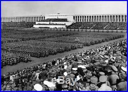 WW2 German Adolf Hitler Reichsparteitag Nuremberg Set No Helmet