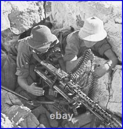 WW2 German Afrika Korps Pith Helmet 1942 DAK