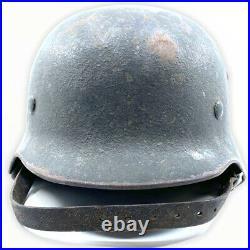 WW2 German Army Double Decal M35 Combat Helmet