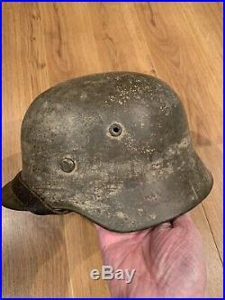 WW2 German Army Helmet