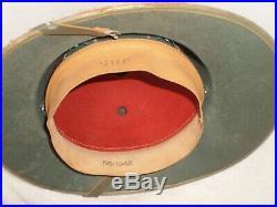 WW2 German DAK Afrika pith helmet, 1942, JHS, size 56, orig