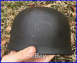 WW2 German FJ Paratrooper Helmet ckl66 M35 M40 M42