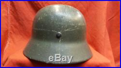 WW2 German Germany army Original Stahlhelm M40 Wehrmacht Helmet