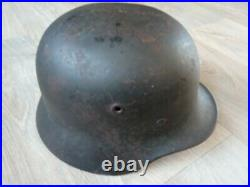 WW2 German Helmet Luftwaffe M40 Original