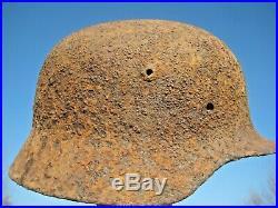 WW2 German Helmet M35