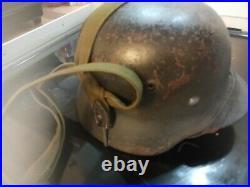 WW2 German Helmet M35 Original