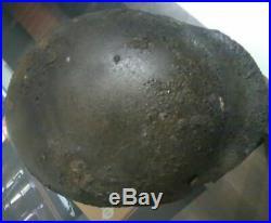 WW2 German Helmet M42/64 Stahlhelm Original