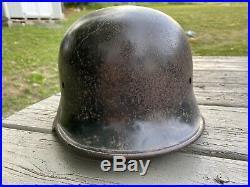 WW2 German Helmet M42 Police Helmet