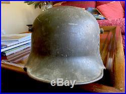 WW2 German Helmet Partial Liner 100% Original