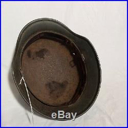 WW2 German Helmet Q66 M40 100% Original Incredible Patina Elite 1944