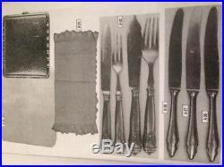 WW2 German Hitler Martin Bormann Knife Obersalzberg Berghof Eva Braun Helmet