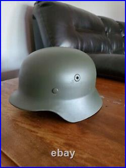 WW2 German M40/55 Helmet 66/58