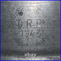 WW2 German M40 Helmet Q64 DD war time Re-issued near unissued READ DESCRIPTION