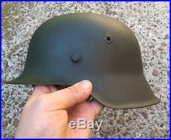 WW2 German M42 Helmet M35 M40 ckl64 Medal Iron Cross Bayonet