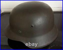WW2 German M42 Helmet Original