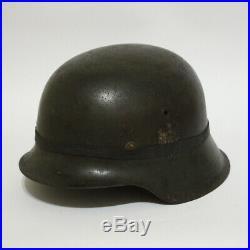 WW2 German M42 SD Heer helmet Original