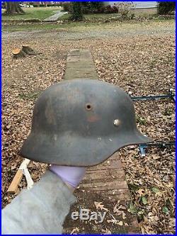 WW2 German Nazi Helmet