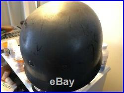 WW2 German Paratrooper Helmet Original