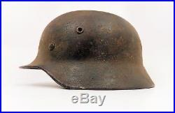 WW2 German Wehrmacht Heer camouflage sand camo combat helmet US Army war soldier