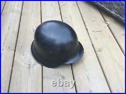 WW2 German helmet M42 ET64