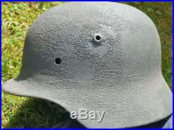 WW2 M35 German Helmet