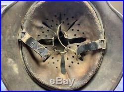 WW2 M40 German Helmet