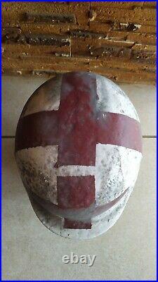 WW2 M40 German Helmet WWII Original