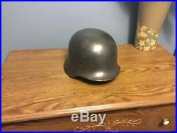 WW2 Original German helmet M40 Q64
