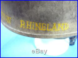 WW2 Tribute Painted West German Paratrooper Airborne Fallschirmjager Helmet GSG9
