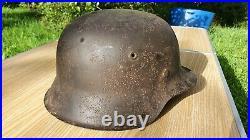 WW2 WWII German Helmet M42