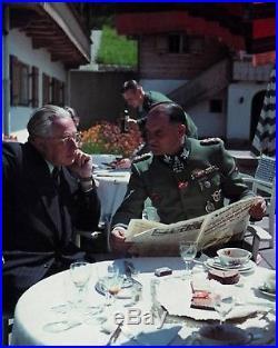 WW2 german Adolf Hitler salt and pepper shakers Top Berghof Obersalzberg Helmet