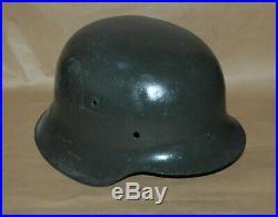 WW2 german M42 HELMET. (Stahlhelm M42)