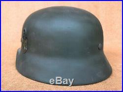 WWII WW2 GERMAN HELMET big size