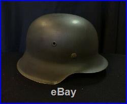 WWII WW2 German Helmet M42