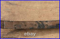 WWII WW2 Military Leather chin strap for German helmet