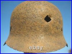 WW 2 German Helmet M42