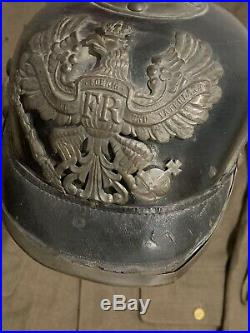 Ww2 87th Infantry Division Named Grouping German Helmet