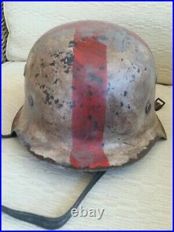 Ww2 German Army Helmet Medic