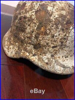 Ww2 German Helmet Relic