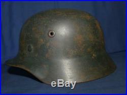 Ww2 German M-40 helmet. Sd. Size 64. With liner