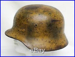 Ww2 German Military Helmet M35-m40
