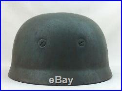 Ww2 German Paratrooper Helmet, Big Size, Good Condition