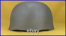 Ww2 German Paratrooper Helmet. High Quality Repro Item, Size 71