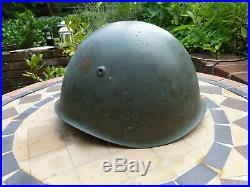 Ww2 Italian Navy German Allie Marine Helmet